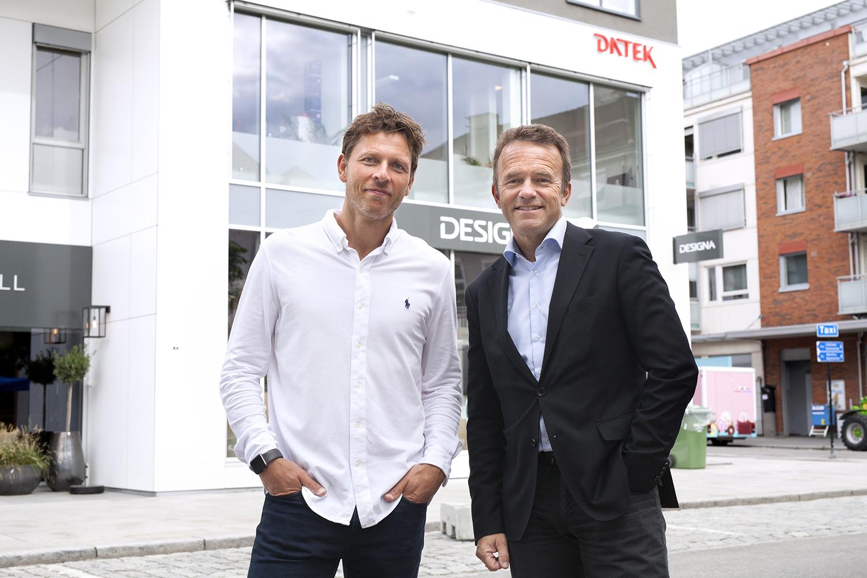 Espen Westgaard og Tom Scharning